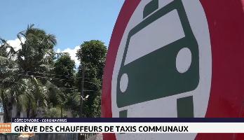 Côte d'Ivoire: grève des chauffeurs de taxis communaux