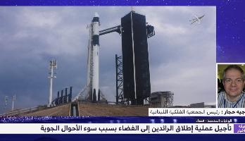 """عبد الرزاق البلوشي يتحدث عن الأهداف العلمية لإطلاق رحلة """"ديمو 2"""" نحو الفضاء"""