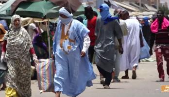 صناعة الكمامات في موريتانيا تخلق فرص شغل للعاطلين