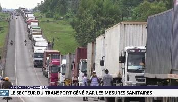 Kenya: le secteur du transport gêné par les mesures sanitaires