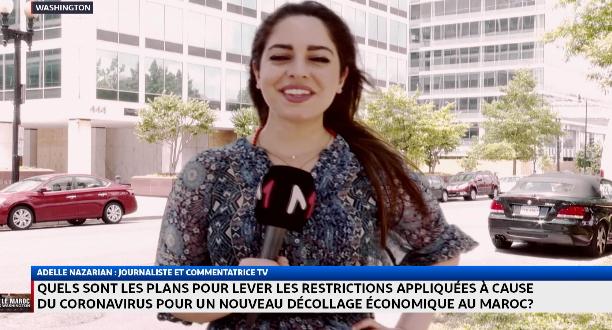 """Adele Nazarian: """"Beaucoup d'Américains aspirent à visiter le Maroc"""""""