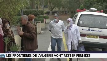 Coronavirus: les frontières de l'Algérie vont rester fermées