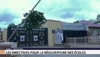 Nigeria: les directives pour la réouverture des écoles