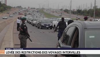 Nigeria: levée des restrictions des voyages intervilles