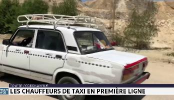 Coronavirus en Egypte: les chauffeurs de taxis en première ligne
