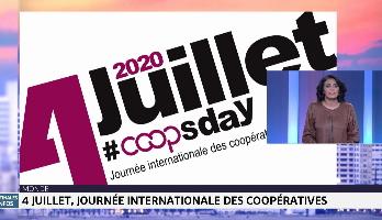 Chronique matinale: 4 juillet, journée internationale des coopératives