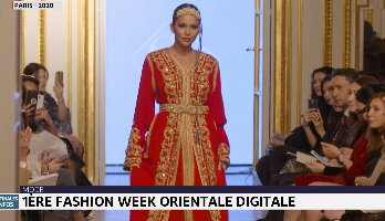 Mode: 1ère Fashion Week orientale digitale