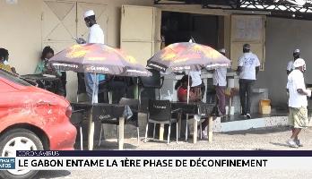 Le Gabon a entamé la 1ère phase de déconfinement