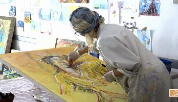 استغلال فرصة الحجر الصحي للإبداع والفن