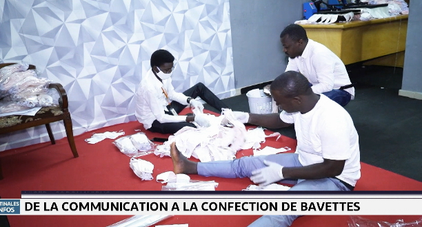 Niger/ Coronavirus: de la communication à la convection de bavettes