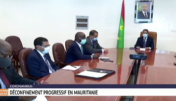 Coronavirus: déconfinement progressif en Mauritanie