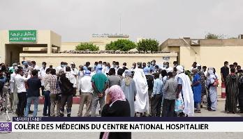 Mauritanie: colère des médecins du centre national hospitalier