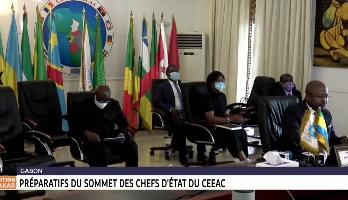 Gabon: préparatifs du sommet des chefs d'Etat au CEEAC