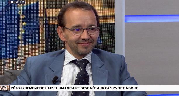 """Stéphane Rodrigues: """"Plus de 200 millions d'euros ont été détournés depuis le milieu des années 80"""""""