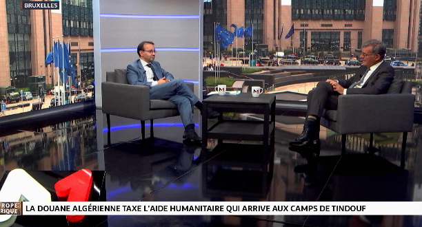 Tindouf: l'aide humanitaire destinée aux camps est taxée par la douane algérienne