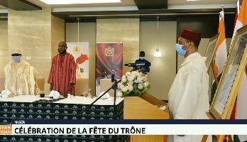 Célébration de la Fête du Trône au Niger