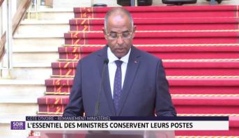 Le nouveau gouvernement ivoirien reconduit l'essentiel des ministres