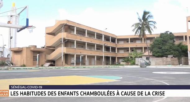 Sénégal: les habitudes des enfants chamboulés à cause de la crise du Covid-19
