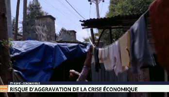 Éthiopie : Risque d'aggravation de la crise économique