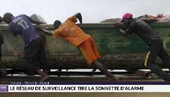 Pêche illégale: le Réseau de surveillance au Congo tire la sonnette d'alarme