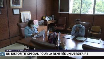 Maroc-Coronavirus: un dispositif spécial pour la rentrée universitaire