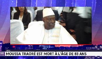 Mali: Moussa Traoré est mort à l'âge de 83 ans
