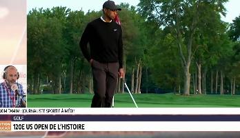 Golf: 120ème US Open de l'histoire