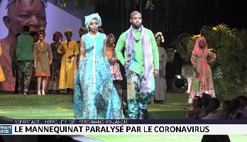 Côte d'Ivoire: le mannequinat paralysé par le coronavirus