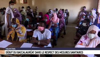 Mauritanie: début du baccalauréat dans le respect des mesures sanitaires
