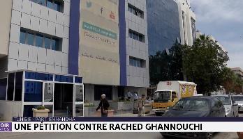 Tunisie-Parti Ennahda: une pétition contre Rached Ghannouchi