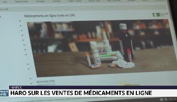 Maroc: Haro sur la vente en ligne des médicaments