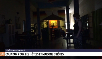 Sénégal: coup dur pour les hôtels et les maisons d'hôtes