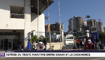 Sénégal: reprise du trafic maritime entre Dakar et la Casamance