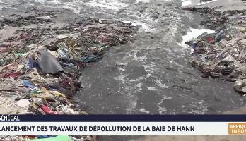 Sénégal: lancement des travaux de dépollution de la baie de Hann