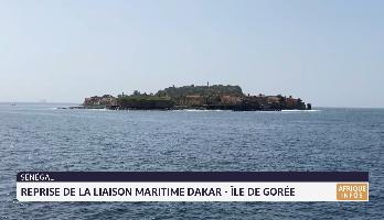 Sénégal: reprise de la liaison maritime Dakar-Île de Gorée