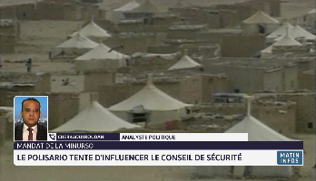 """Cherkaoui Roudani analyse les nouvelles provocations du """"Polisario"""""""