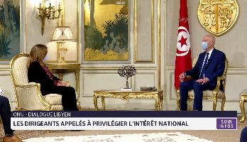 Dialogue inter-libyen: les dirigeants appelés à privilégier l'intérêt national