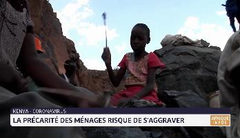 Kenya-Coroanvirus: la précarité des ménages risque de s'aggraver
