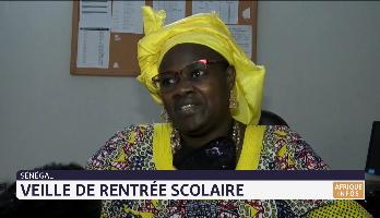 Sénégal: veille de rentrée scolaire
