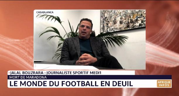 Notre journaliste Jalal Bouzrara explique pourquoi Maradona était à ses yeux le plus grand