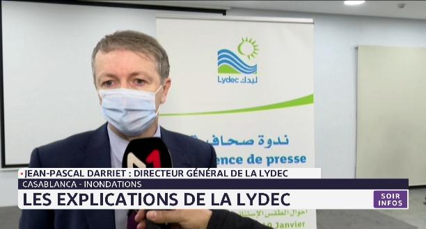 Inondations à Casablanca: les explications de la Lydec