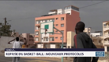 Sénégal: reprise du basket-ball, les nouveaux protocoles