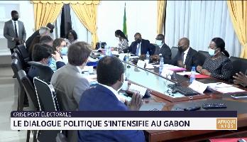 Le dialogue politique s'intensifie au Gabon