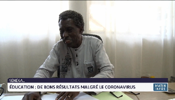 Sénégal: l'éducation, de bons résultats malgré le coronavirus