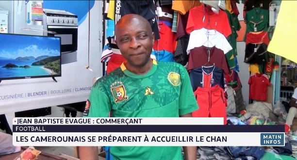 Les Camerounais se préparent à accueillir le CHAN