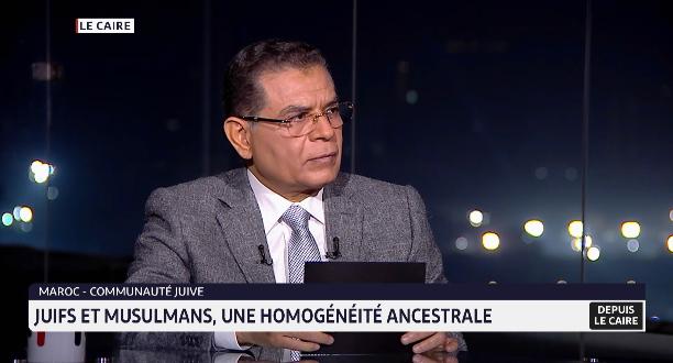 Le Maroc, un cas unique dans ses liens avec la communauté juive selon Saïd Ukâcha