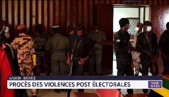 Gabon: procès des violences post-électorales