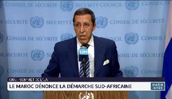 ONU-Sommet de l'UA: le Maroc dénonce la démarche sud-africaine