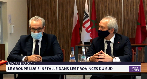 Sahara marocain: le groupe polonais LUG s'installe dans les provinces du Sud