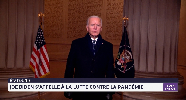 États-Unis: Joe Biden s'attelle à la lutte contre la pandémie